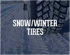 Snow and Winter Tires