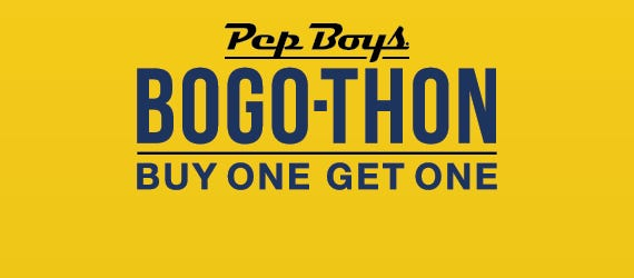 'Bogo-thon billboard'