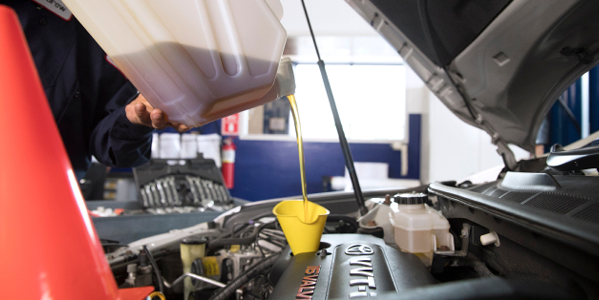 Conventional Synthetic Oil Change Service Pep Boys
